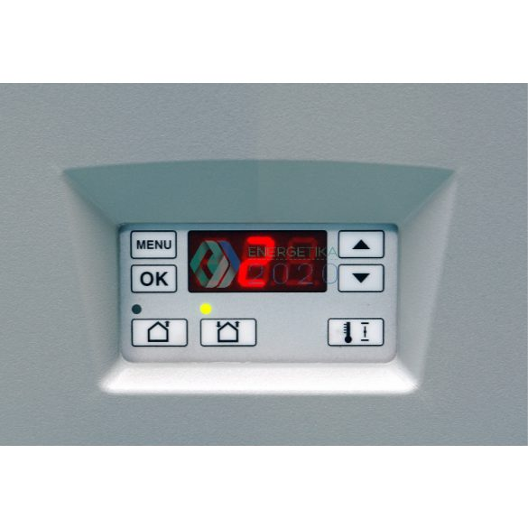 Zehnder ComfoAir Basic 350 ERV hővisszanyerős szellőztető